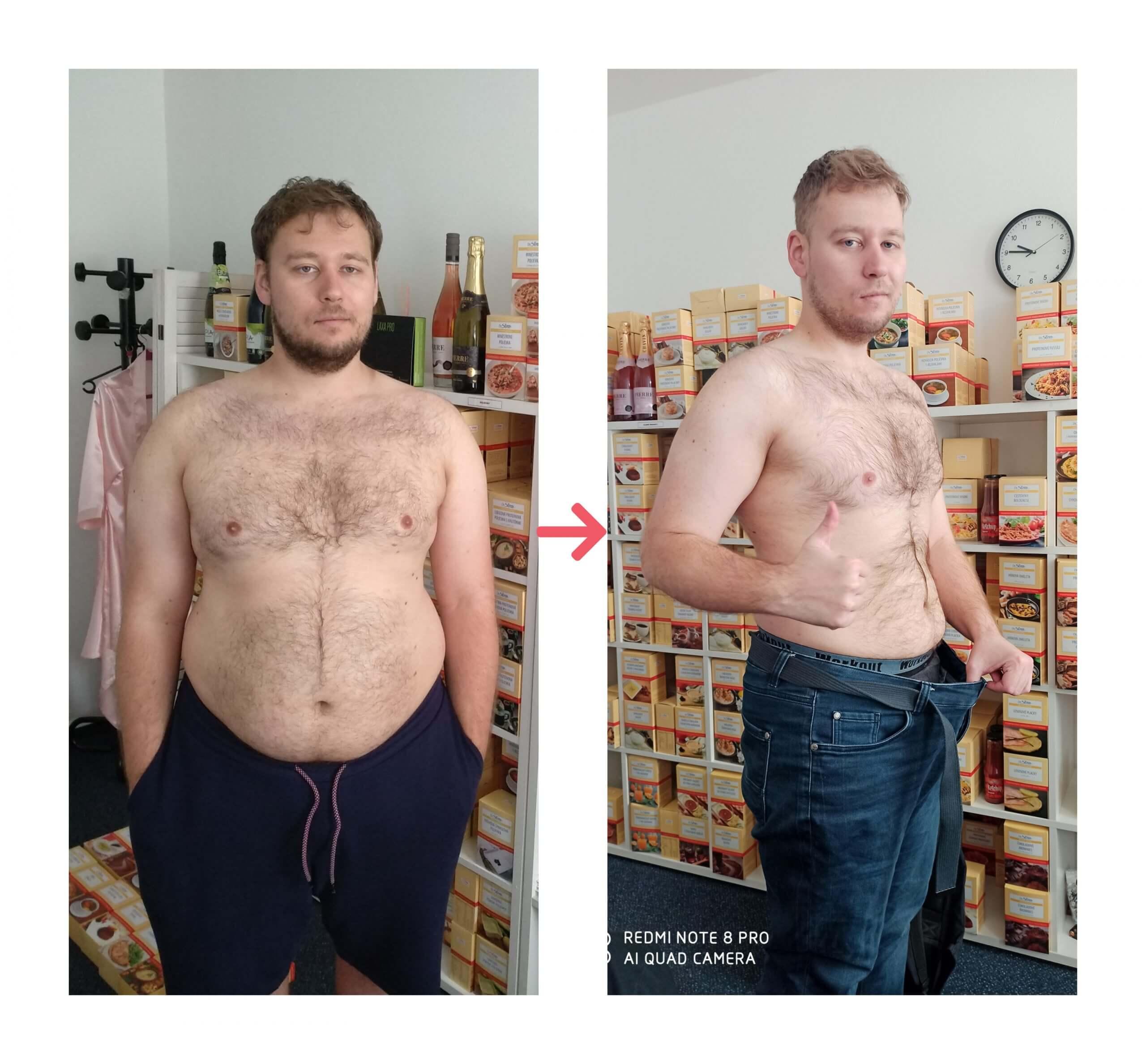 Pred-a-po-vysledky-hubnutia-zeny